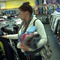 Photo taken at Plato's Closet - Ft. Collins by Nick A. on 2/15/2013
