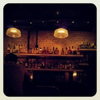 Photo taken at Bar Neon by Derick A. on 9/15/2012
