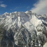 Photo taken at Chiesa In Valmalenco by Davide L. on 12/16/2012