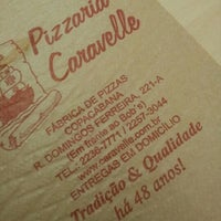 Photo taken at Caravelle Pizzaria by Fabio L. on 12/29/2012