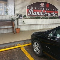 Photo taken at Churrascaria Bandeirantes by Rúbia M. on 8/22/2013