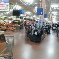 Photo taken at Walmart Supercenter by Nan L. on 11/7/2012