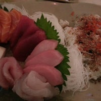 Photo taken at Aki Sushi West by Sumen Z. on 10/23/2012