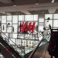 Photo taken at H&M by Aleksandros m. on 1/2/2016