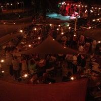 Photo taken at Nikki Beach Miami by Tammy F. on 1/7/2013
