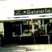 Photo taken at La Gelateria Iberia by Jihane B. on 9/1/2013