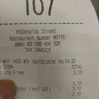 Photo taken at McDonald's by Zoebali M. on 3/2/2016