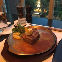 Photo taken at Angus Steak House by Cheen t. on 9/18/2016