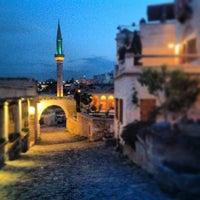 Photo taken at Argos In Cappadocia by Ömer Y. on 5/10/2013