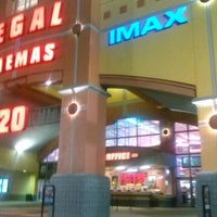 Photo taken at Regal Cinemas Waterford Lakes 20 IMAX by Laura B. on 3/5/2013