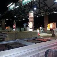 Photo taken at GA 400 Toll Free Plaza by Kedric K. on 9/6/2013
