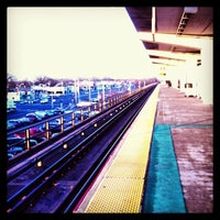 Photo taken at LIRR - Bellmore Station by Sebastian C. on 2/19/2013