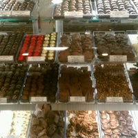 Photo taken at Knoke's Chocolates and Nuts by Rebecca Lynne B. on 1/31/2013