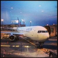 Photo taken at Narita International Airport (NRT) by Kentaro O. on 7/11/2013