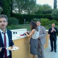 Photo taken at Ristorante Anton by Giuseppe M. on 7/6/2013