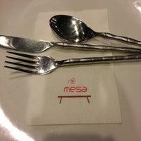 Photo taken at Mesa Filipino Moderne by Yujami_mom on 4/30/2013