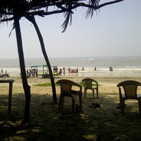 Photo taken at Kashid Beach by Ankur G. on 9/30/2012