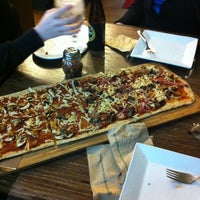 Photo taken at Pizza Fusion by VeganPilotMarty on 3/17/2013