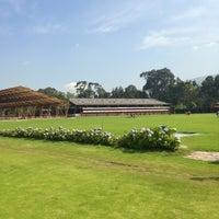 Photo taken at Parque El Country by Viviana B. on 1/12/2013