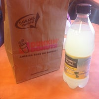 Photo taken at Dunkin' Donuts by Sara A. on 5/19/2013