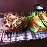 Photo taken at Smashburger by Omari J. on 12/11/2012