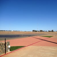 Photo taken at Kalgoorlie-Boulder Airport (KGI) by Peter M. on 10/16/2012
