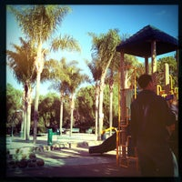 Photo taken at Old Trolley Barn Park by Brent A. on 12/22/2012