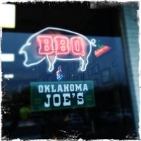 Photo taken at Joe's Kansas City Bar-B-Que by Brent A. on 4/17/2013