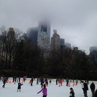 Photo taken at Wollman Rink by Stephen K. on 1/12/2013