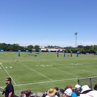 Photo taken at Florida Blue Health & Wellness Practice Fields by BaconAndButts on 5/17/2014