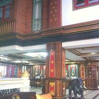 Photo taken at Ayodhaya Suites Resort & Spa by khamnaun m. on 1/30/2014