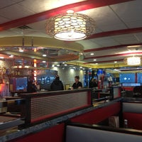 Photo taken at Ambrosia Diner by Ernesto P. on 12/29/2012