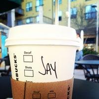 Photo taken at Starbucks by JAY J. on 3/13/2013