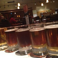 Photo taken at Gordon Biersch Brewery by monica r. on 7/20/2013