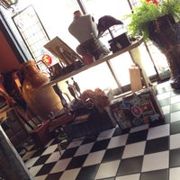 Photo taken at Rabbit Hole Cafe by Brittany N. on 4/25/2013