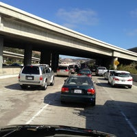Photo taken at I-5 / I-805 North Interchange by Pamela H. on 8/8/2013