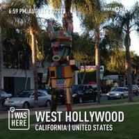 Photo taken at Santa Monica Bl & Doheny Dr by Bali K. on 8/22/2013