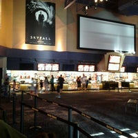 Photo taken at Harkins Theatres Tempe Marketplace 16 by Hong L. on 10/18/2012