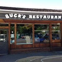 Photo taken at Buck's of Woodside by Jeffrey H. on 7/15/2013