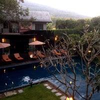 Photo taken at Kireethara Boutique Resort by UN LEk ^^ T. on 12/26/2014