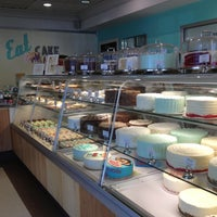 Photo taken at SusieCakes by Jessica C. on 9/28/2012