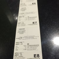 Photo taken at Cinema 3 by Ericka Heather B. on 11/10/2015