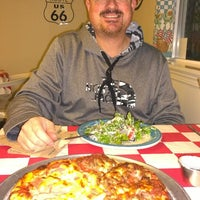 Photo taken at Annie's Pizza Station by Emylee on 11/8/2014