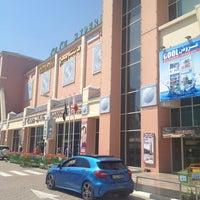 Photo taken at Lulu Hypermarket by Nabeel N. on 5/11/2013