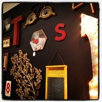 Photo taken at Etsy Holiday Shop by Kelsey L. on 12/8/2012