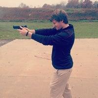 Photo taken at Finger Lakes Shooting Range by Cole K. on 11/5/2013