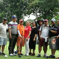 Photo taken at Camp Aguinaldo Golf Club by Bert A. on 8/29/2016