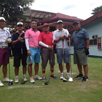 Photo taken at Camp Aguinaldo Golf Club by Bert A. on 6/23/2016