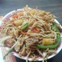Photo taken at Yuan Palace Mongolian BBQ by Karlyn C. on 1/18/2013