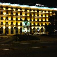 Photo taken at Hotel Tryp Sevilla Macarena by Dan H. on 12/23/2012